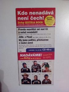 CD, Kdo nenadává není Čech