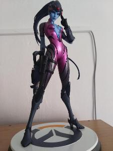 Overwatch soška - Widowmaker