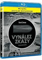 Vynález zkázy (Digitálně restaurovaná verze) - Blu-ray