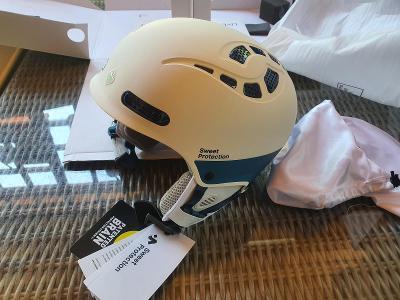 Lyžařská helma SweetProtection Igniter II, velikost M-L