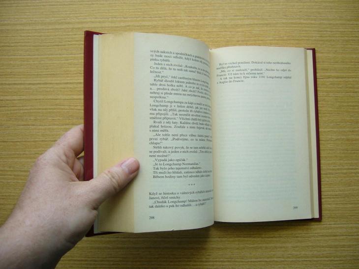 Jean Plaidy - Lví srdce | 2008 -n - Knihy