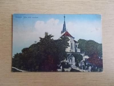 Pohled Slovensko Bratislava Senec