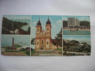 MAĎARSKO - TIHANY