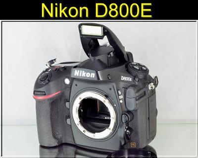 💥 Nikon D800E **36MPix Full-Frame, 6sn./s, Full HDV**👍TOP 40000 Exp.