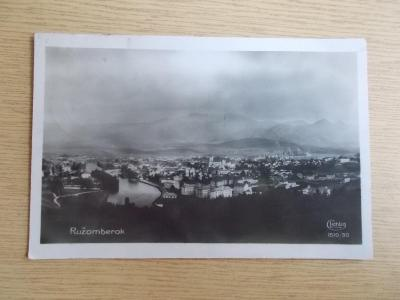 Pohled Slovensko Ružomberok