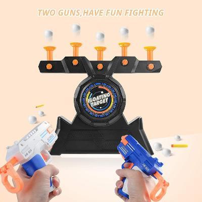 Floating target střílecí hra (nekompletní)