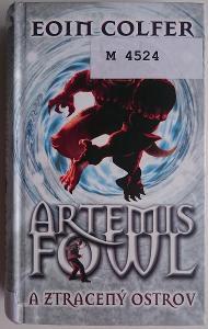 E. COLFER,  Artemis Fowl a ztracený ostrov