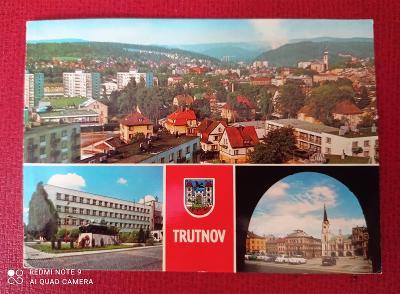 pohled Trutnov
