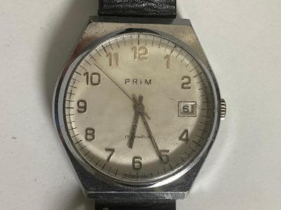 Staré hodinky Prim 17 rubínů