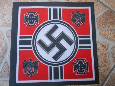 Německá válečná vlajka 4 N