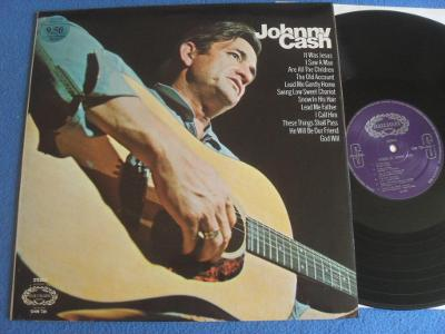 LP Johnny Cash - Hymns by