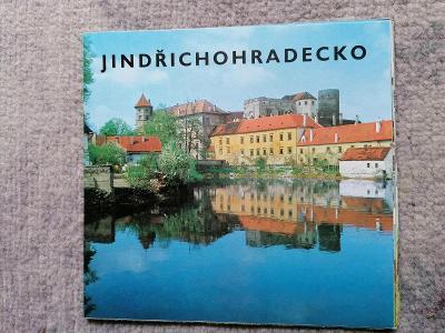 RETRO leták Jindřichohradecko z roku 1976