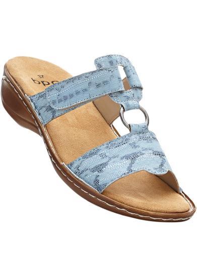 3F337 POHODLNÉ PANTOFLE V. 42 *979877* POUŽITÉ - Dámské boty