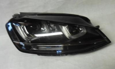 VW GOLF 7 5G1 BIXENON LED - přední světlo natáčecí - PRAVÉ F
