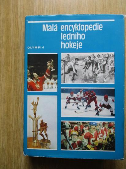 Gut Karel & Pacina Václav - Malá encyklopedie ledního hokeje - Knihy