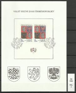 ČR 1993, PAL 2