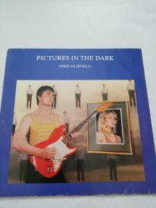 LP MIKE OLDFIELD - PICTURES IN THE DARK