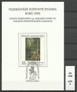 ČR 1999, AČP 6