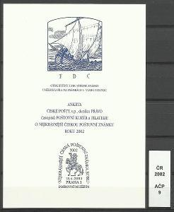 ČR 2002, AČP 9