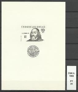 ČSR II. 1992, PT 24
