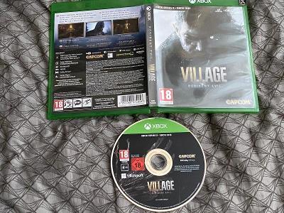 Rezident Evil Village