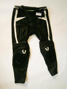 Kožené kalhoty VANUCCI- vel. 2XL/56, pas: 96 cm