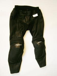 Kožené kalhoty RST- vel. 56/2XL, pas: 96 cm