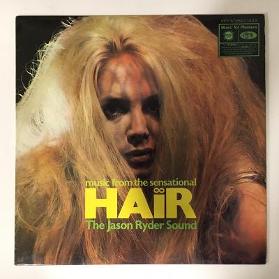 The Jason Ryder Sound – Music From The Sensational Hair - LP vinyl