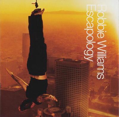 ROBBIE WILLIAMS - Escapology  CD  2002