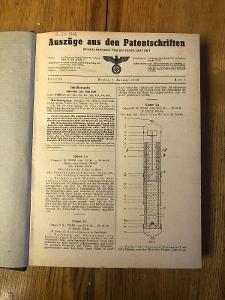 auszüge aus den patentschriften 1943 I.