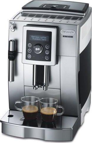 Automatický kávovar DeLonghi ECAM 23.420.SW stříbrno-bílá
