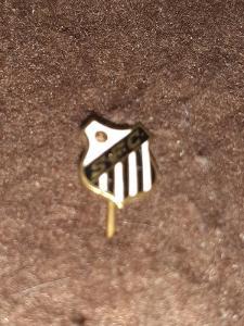 Odznak SFC SANTOS - fotbalový klub Brazílie