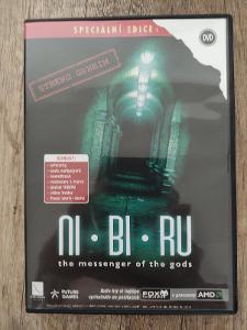 PC hra - Ni.Bi.Ru (Posel Bohů) speciální DVD edice - CZ