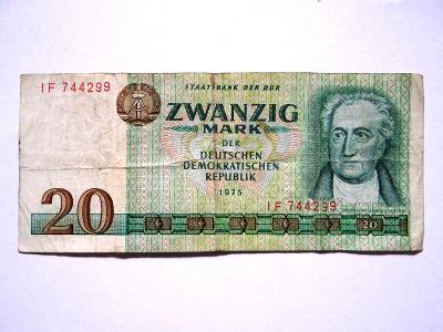 20 Mark 1975