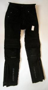 Kožené kalhoty VANUCCI - vel. S/48, pas: 78 cm