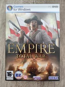 PC hra - Empire Total War - CZ