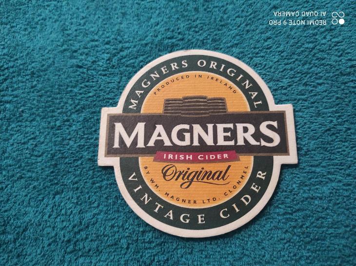 Magners irsh cider pivní tácek - Nápojový průmysl