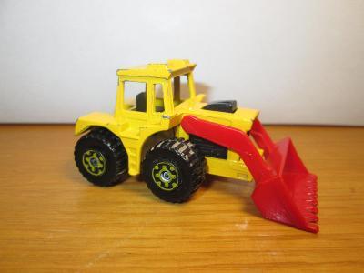 Matchbox Superfast 1978 No 29 Tractor shovel ( C 48 )