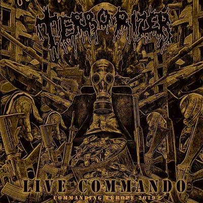 TERRORIZER - Live commando (Commanding Europe 2019)-140 gram color.vin