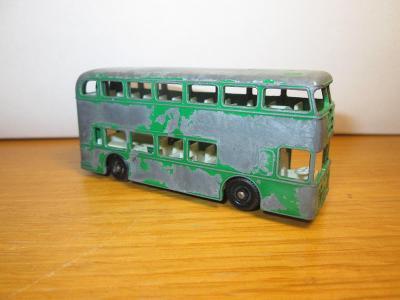 Matchbox Lesney No 74 Daimler Bus ( C50 )