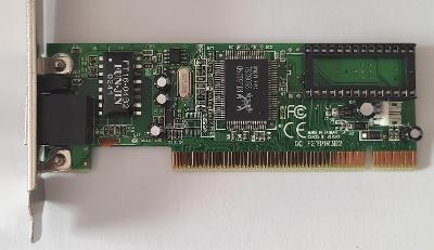 Síťová karta Realtek RTL8139D 10/100Mbit/s PCI