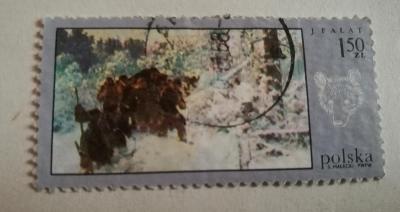 Známka - Polsko
