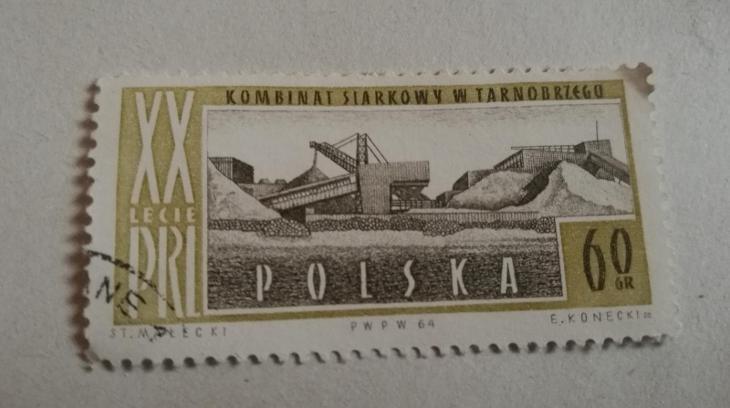 Známka - Polsko - Filatelie