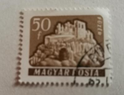 Známka - Maďarsko