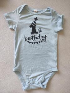 Body 1.narozeniny