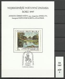ČR 1997, AČP 4