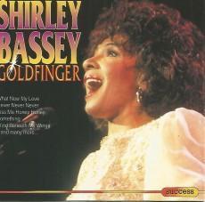 SHIRLEY BASSEY - Best of - Goldfinger - CD 1999  jazz