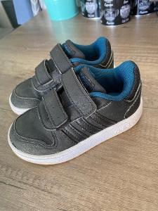 Dětské boty ADIDAS HOOPS velikost 23