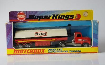 MatchBox Super Kings K-16 FORD TANKER TEXACO