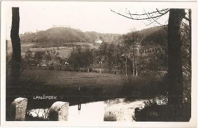 LANŠPERK - hrad - Ústí nad Orlicí